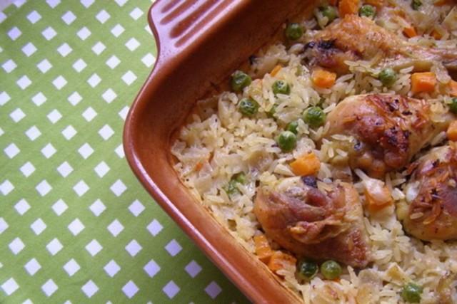 Preporuka za ručak – Piletina sa rižom i karijem