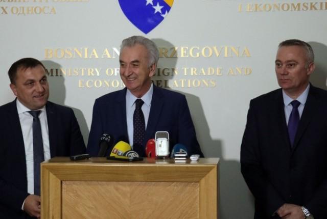 Šarović najavio pojačanu kontrolu uvoza mesa iz EU