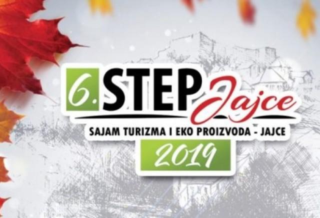 """Sutra sajam turizma i eko proizvoda """"STEP – Jajce 2019"""""""