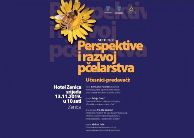 Zenica – Seminar o pčelarstvu i online priručnik o dobrim pčelarskim praksama