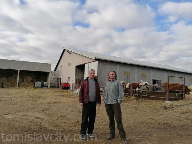 Dvojica prijatelja pokreću mljekaru i mini siranu u Tomislavgradu