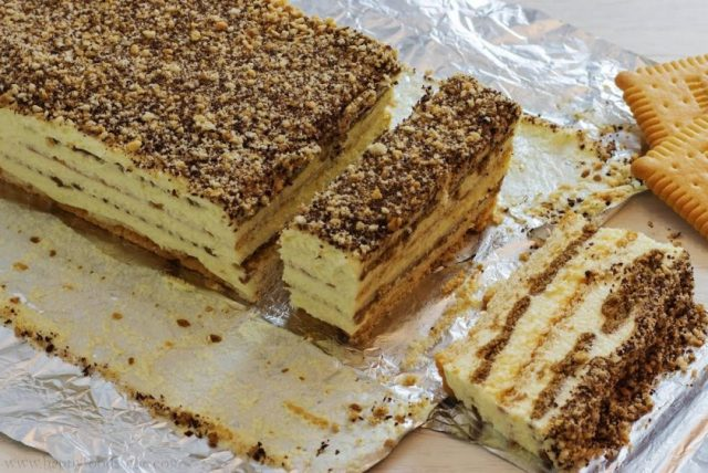 Uživajte u okusu kolača s kafom i medom