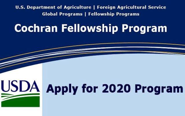 Otvoren poziv za stručnu obuku poljoprivrednika u SAD-u
