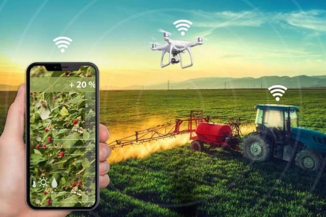 Preko satelita do zdravijih poljoprivrednih proizvoda