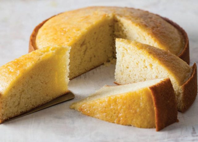 Ukusni kolač sa maslinovim uljem