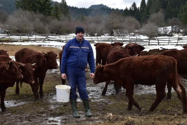 Vrijedni farmer iz Podžeplja mjesečno zaradi 3.000 maraka
