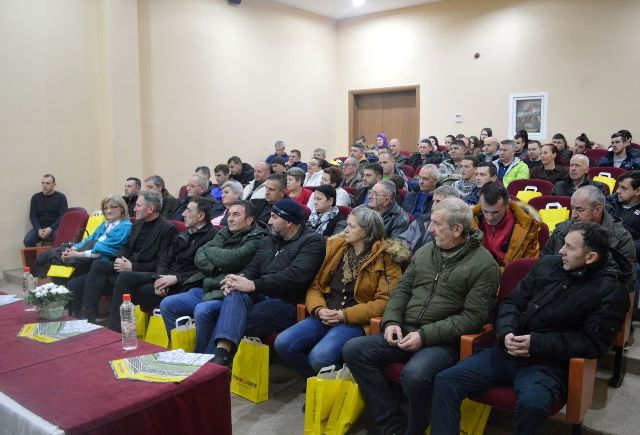 Održana edukacija za visočke poljoprivrednike
