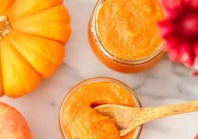 Slatko od tikve-ukusno i zdravo