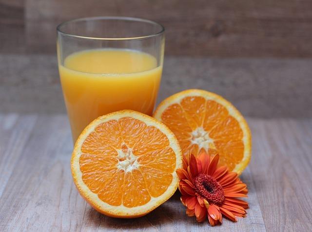 Osvježite se sokom od narandže
