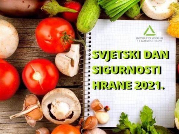 INZ – Sigurna hrana danas za zdravo sutra